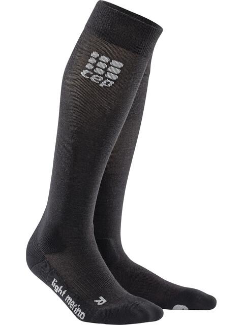 cep Pro+ Light Merino Outdoor Socks Men lava stone